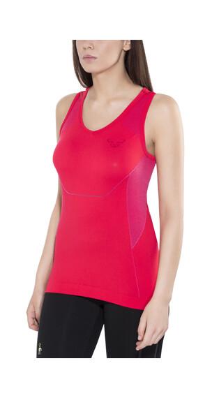Dynafit Alpine - T-shirt course à pied - rouge